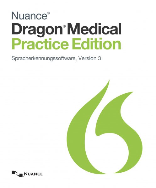 Upgrade auf Dragon Medical Practice Edition 3 German, ab Medical Version 11