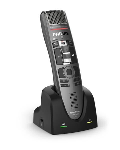 SpeechMike Premium Air mit Schiebeschalter