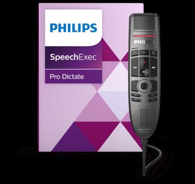 SpeechMike Premium Touch Diktier- und Spracherkennungsset