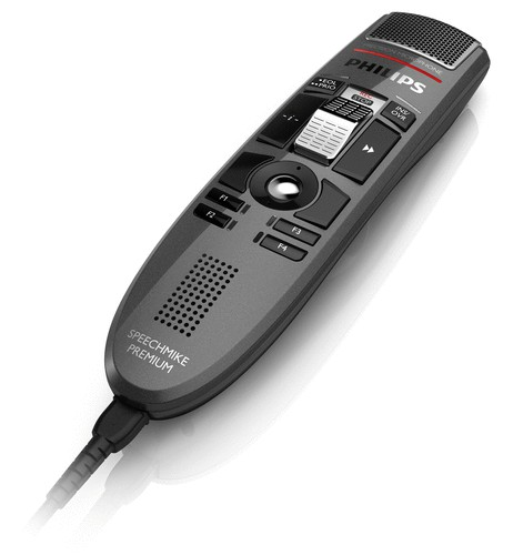 SpeechMike Premium LFH3520 Schiebeschalter