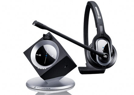 Sennheiser DW Pro 1 DECT Headset