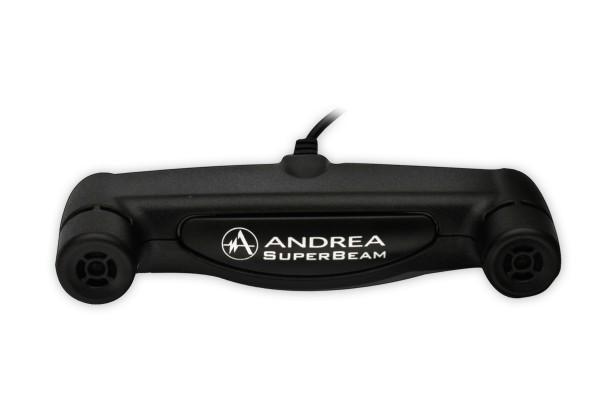 Andrea USB Soundkarte & Superbeam Array Richt-Mikrofon