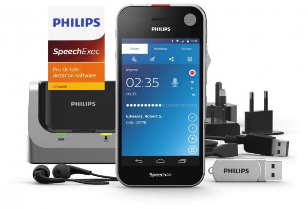 SpeechAir Diktiergerät PSP 1200